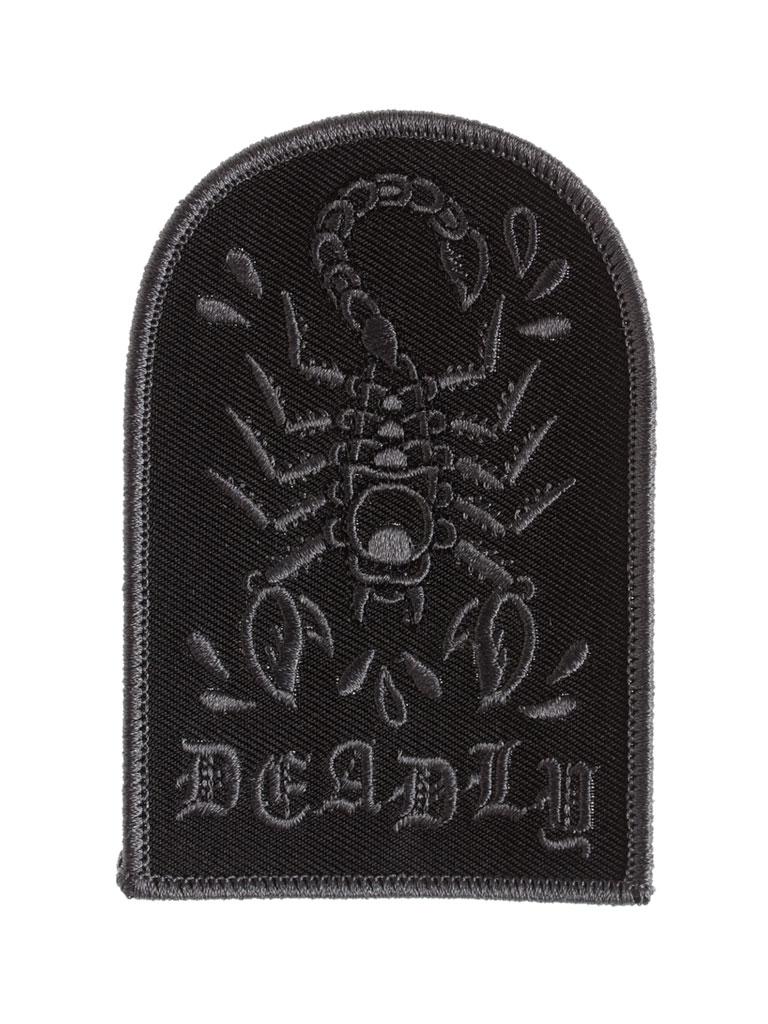 SOURPUSS - Deadly Scorpion Patch