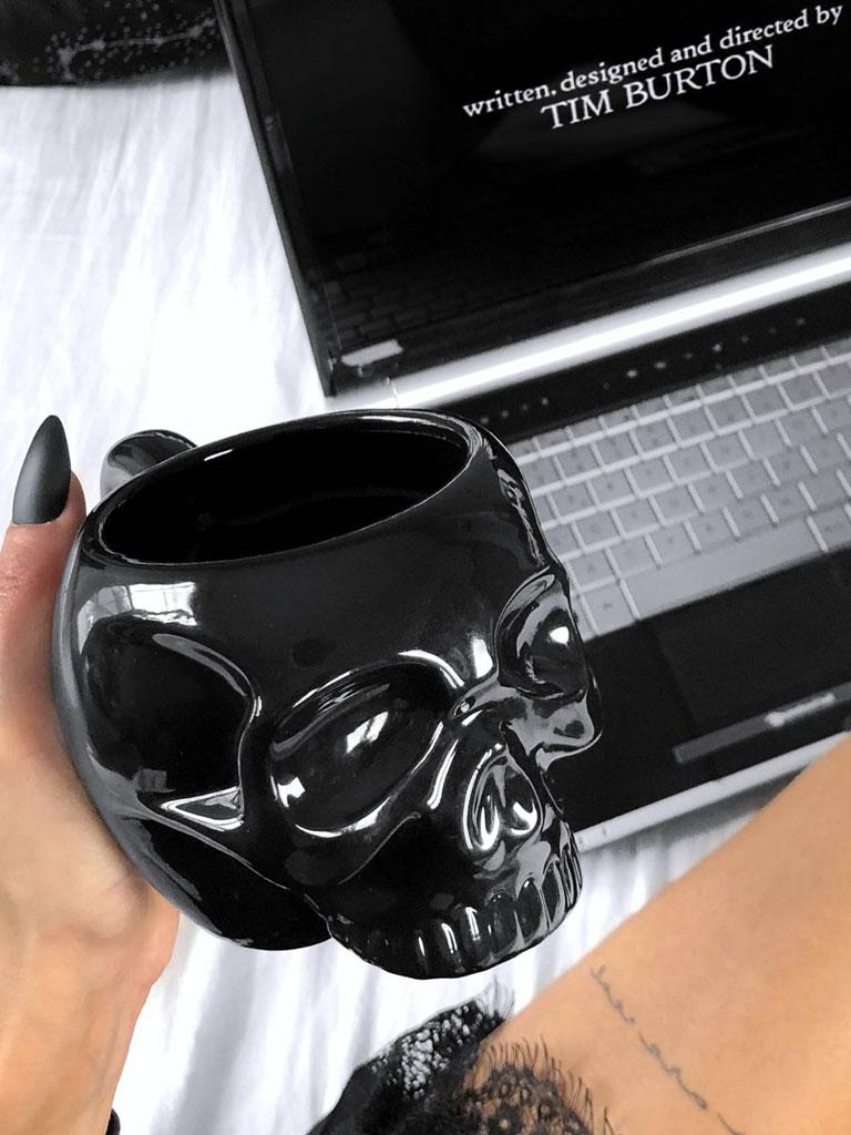 KILLSTAR - Skull Mugg