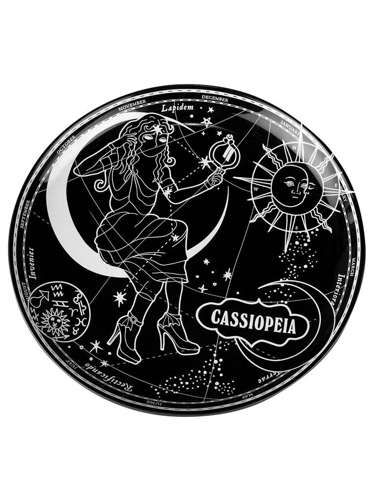 KILLSTAR - Cassiopeia Side Plate