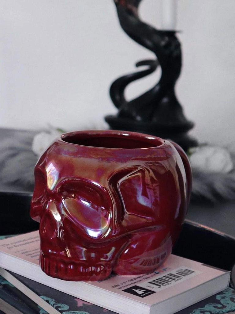 KILLSTAR - Skull Mugg [Blood Aura]