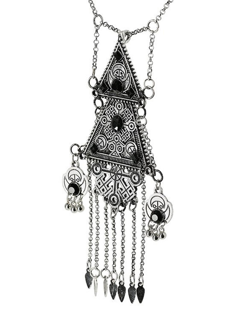 RESTYLE - Double Triangle Halsband