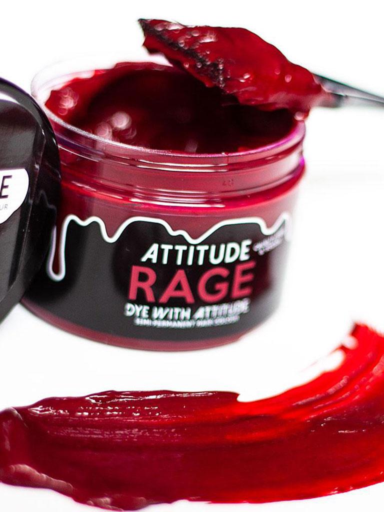 ATTITUDE - Rage Red Hårfärg