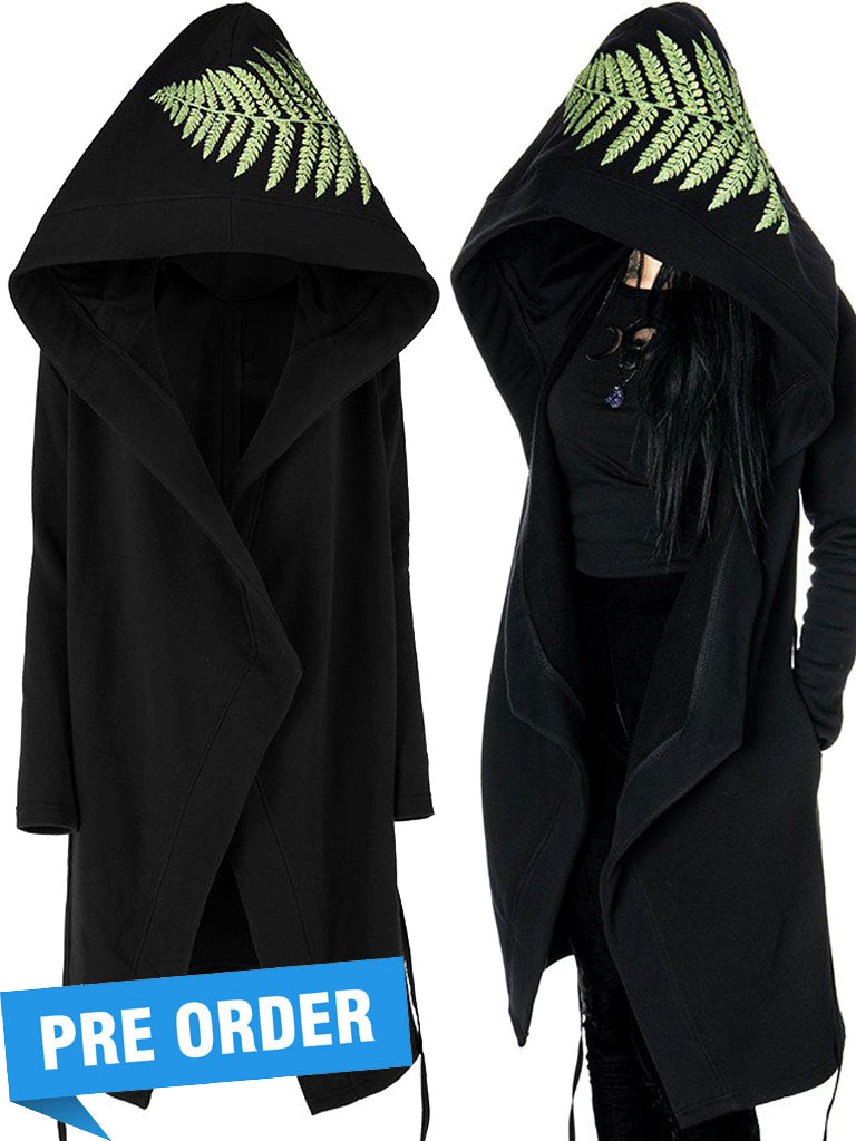 RESTYLE - Forest Witch Hoodie