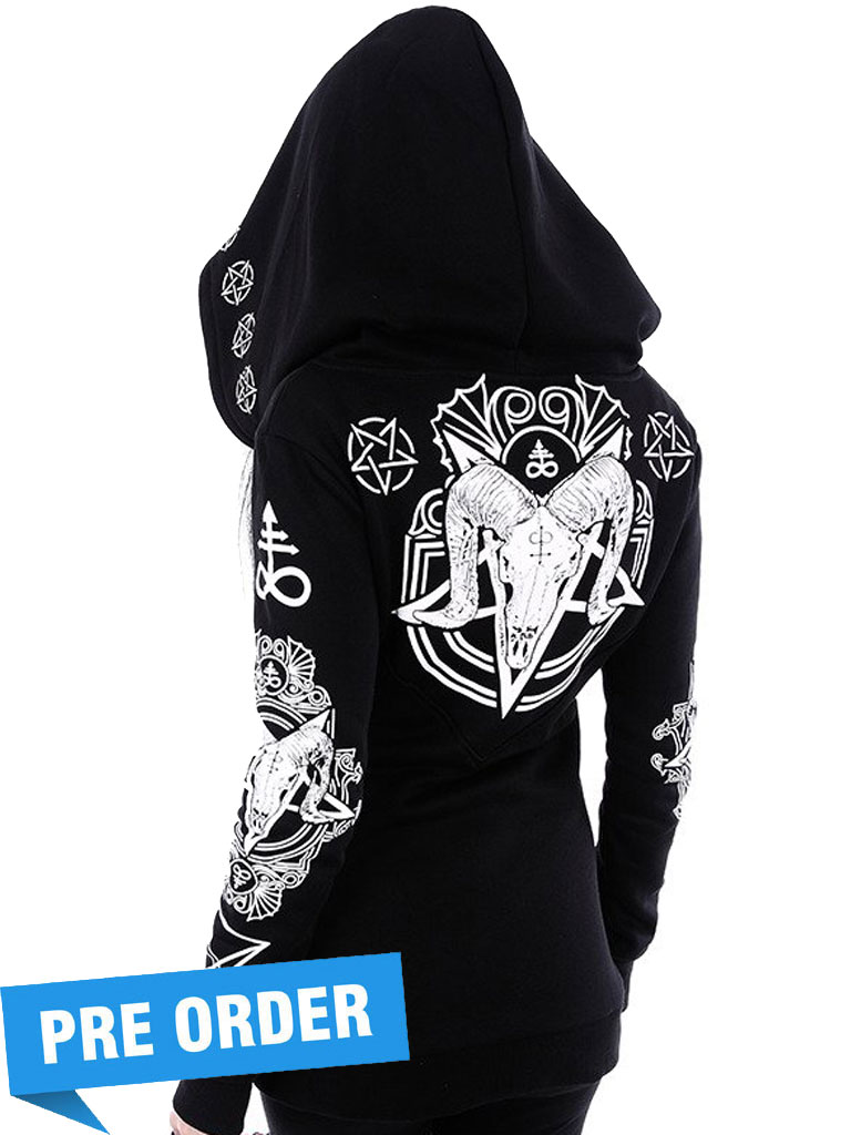 RESTYLE - Ritual Hoodie