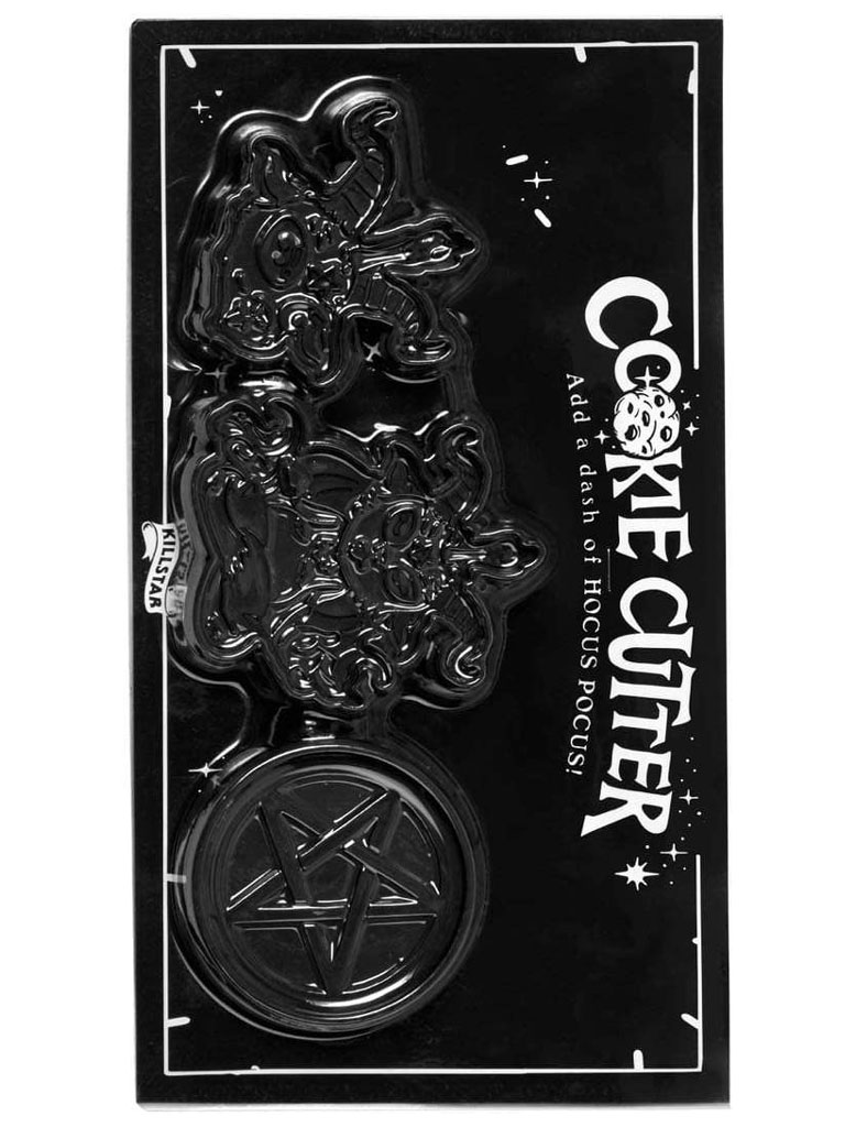 KILLSTAR - Black Magic Cookie Cutters