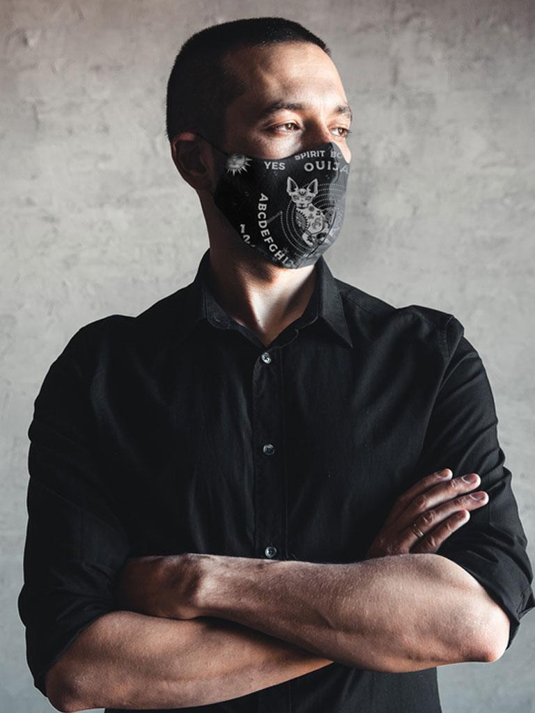 MB MÜLLER - Ouija Mask
