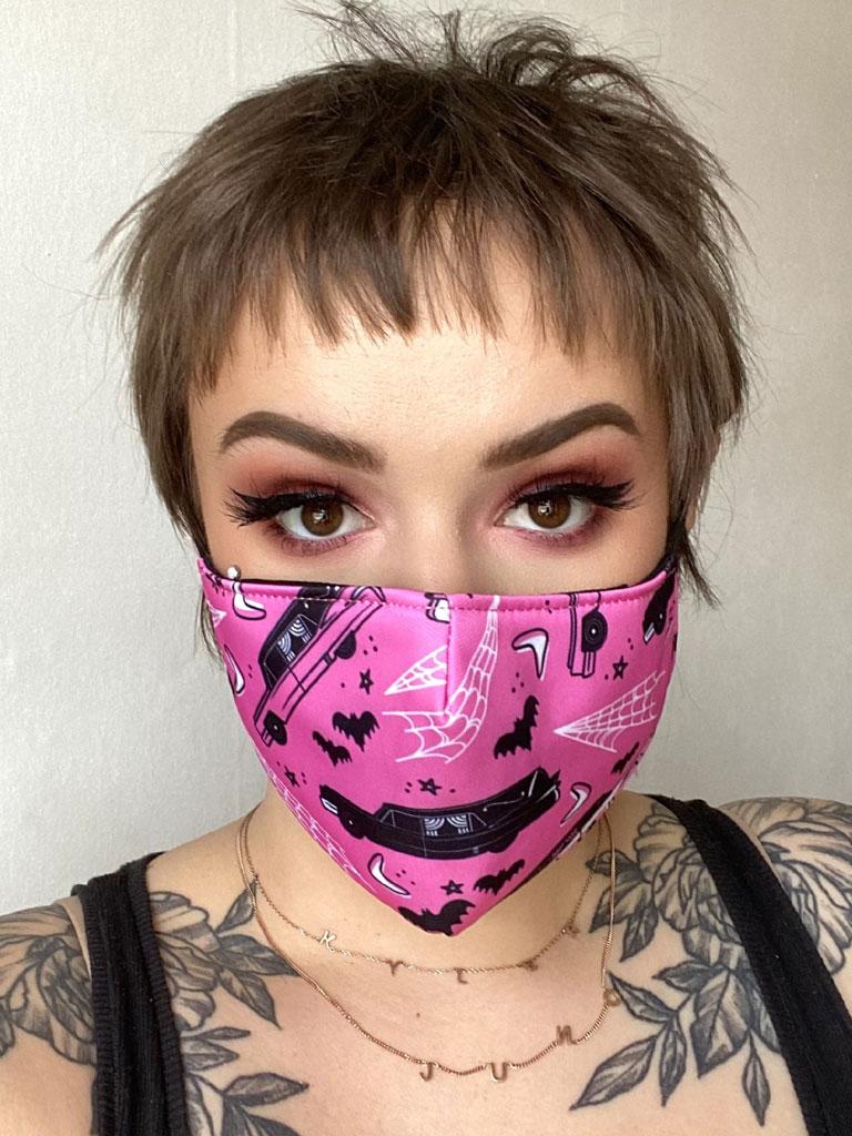 SOURPUSS - Death Cab Mask