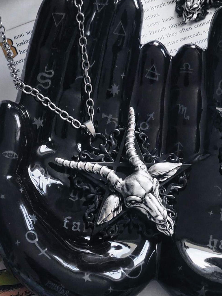 KILLSTAR - Ave Satana Halsband