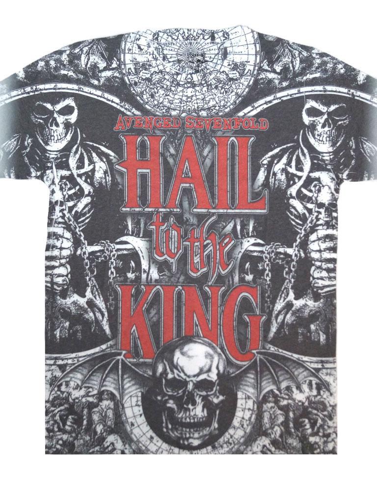 AVENGED SEVENFOLD - Chalice T-shirt