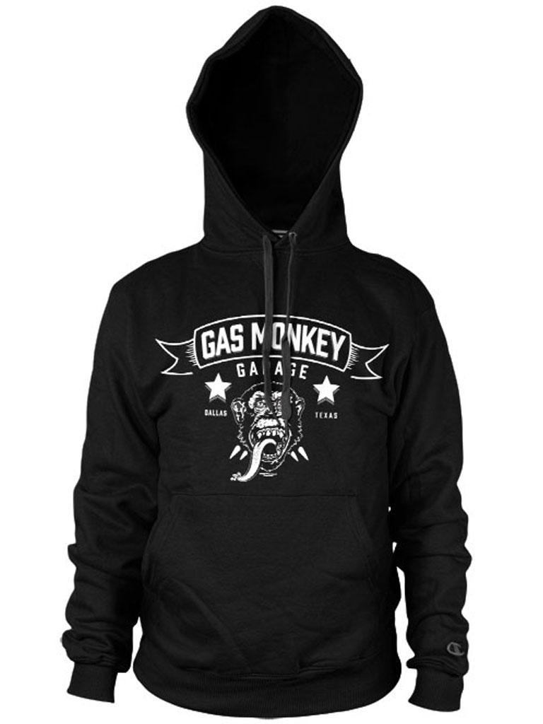 GAS MONKEY GARAGE - Blood, Sweat & Beers Hoodie