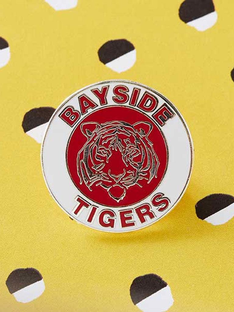PUNKY PINS - Bayside Tigers Pin