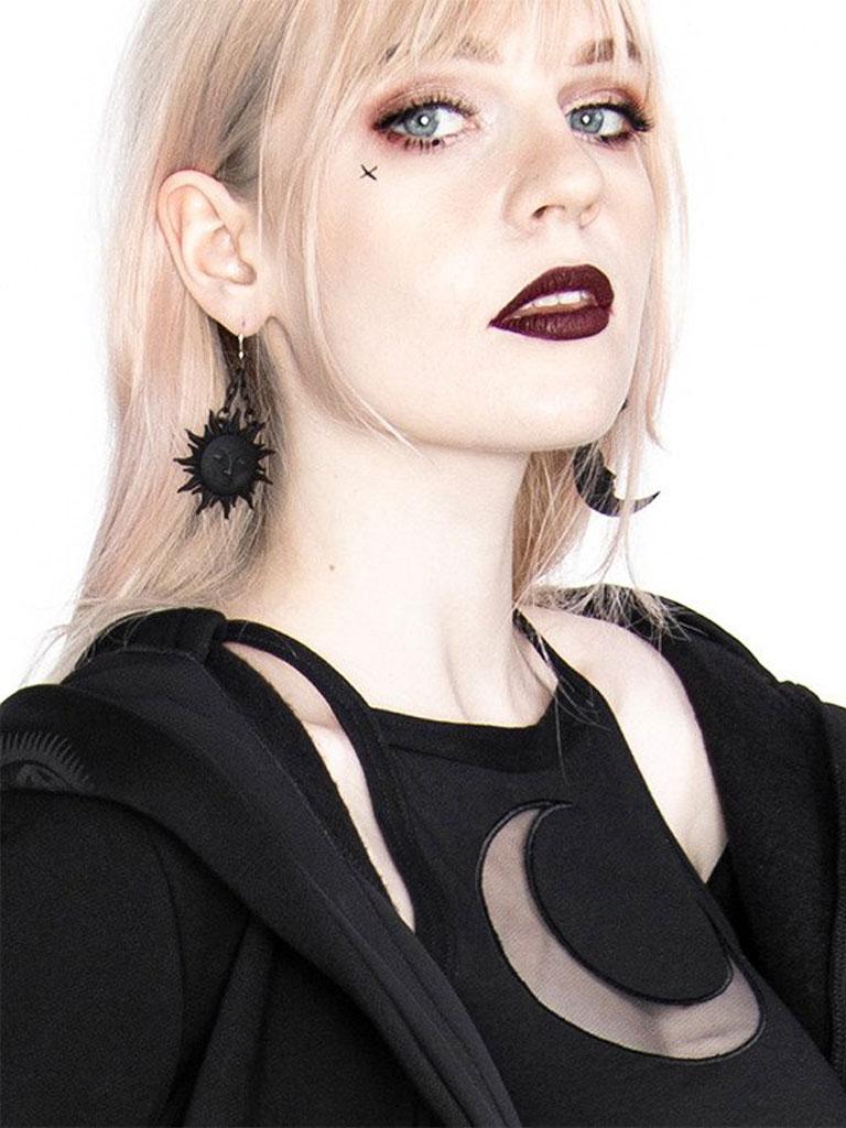 RESTYLE - Moon & Sun Örhängen