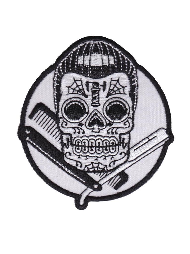 KUSTOM KREEPS - Dapper Skull Patch
