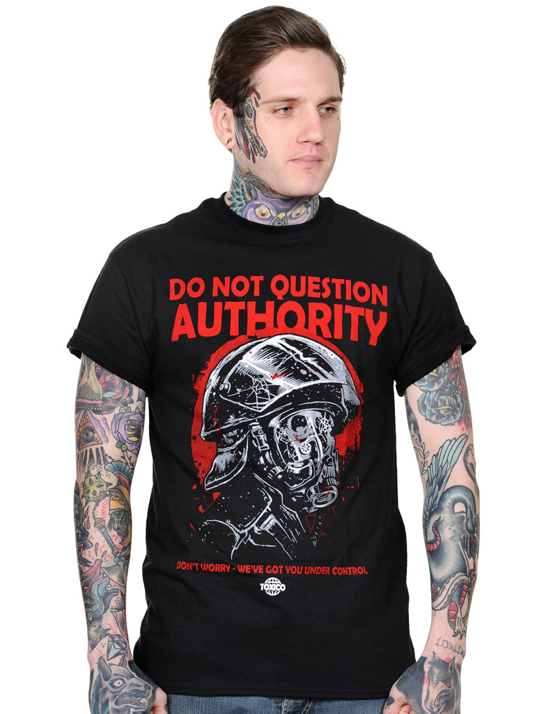TOXICO - Do Not Question T-shirt