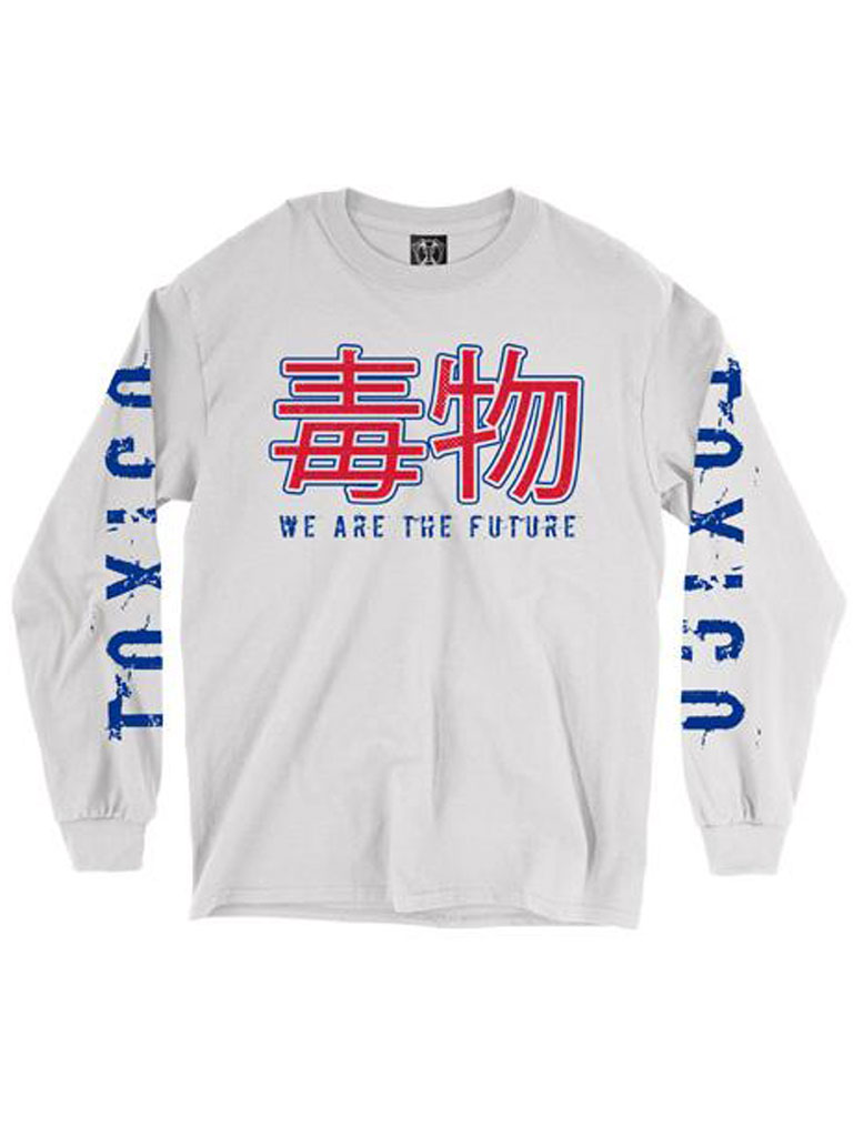 TOXICO - We Are The Future Tröja